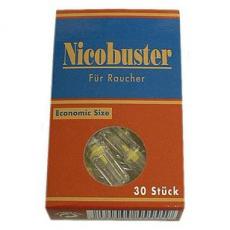 NICOBUSTER Zigarettenfilter-Aufsatz 30 Stück