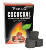 TobaliQ Shisha-Briketts COCOCOAL 1000 g