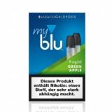MY BLU Green Apple 9 mg 2 Pods