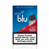 MY BLU Cherry Chrush 9 mg 2 Pods
