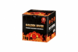 Golden River Premium Shishakohle Cubes 26x26x26 1kg
