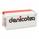 DENICOTEA Zigarettenfilter Standard 50 Stück