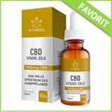 CBD Öl Vitadol Gold 10%